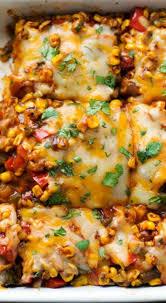 Dinner Casserole Ideas Best 25 Healthy Mexican Casserole Ideas On Pinterest Mexican