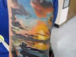 milwaukee tattoo artist fwa xiong sunrise tattoo youtube