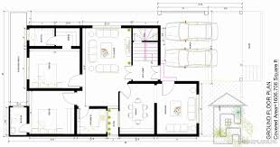 10 marla house map with basement gharplans pk