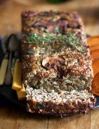 thanksgiving recipes for vegetarian classic vegetarian nut loaf recipe nut loaf loaf recipes and