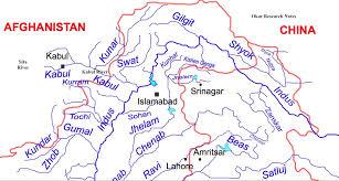 kabul map afghanistan pakistan treaty on the kabul river basin the third pole