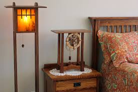 Arts And Crafts Nightstand Woodworking Plans By Clayton Boyer