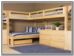 Full Size Bed With Desk Under Full Size Loft Bed With Desk Underneath Home Design Ideas