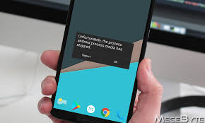 unfortunately the process android process media has stopped how to fix android process media has stopped gtrick