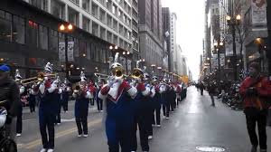 new orleans thanksgiving parade republic county hs marching band at chicago thanksgiving parade