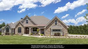 Front To Back Split House Dream Home Plans U0026 Custom House Plans From Don Gardner