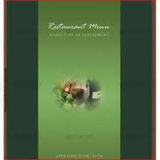 if you need a restaurant menu template here are 11 excellent