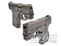 springfield xds laser light combo let there be laser lasermax s spartan laser series