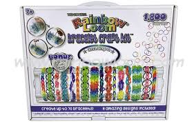 looms bracelet kit images New rainbow loom bracelet craft kit rainbow loom an jpg