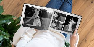wedding photo album ideas photo books is easy bonusprint