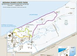 Missouri State Parks Map by Indiana Dunes State Park U2013 Indiana U2013 Planned Spontaneity