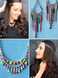 how to make neon gemstone jewelry brit co