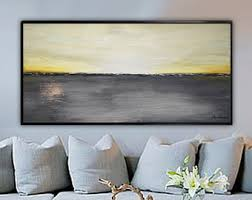 abstract handmade painting modern contemporary large landscape original painting modern contemporary