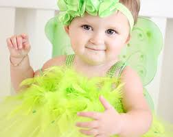 Halloween Costumes Babies 3 6 Months Tinkerbell Costume Etsy