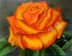 orange roses 2011 orange painting anysize 50 orange painting