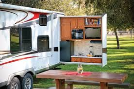 best light travel trailers 5 ways of ultra light travel trailers with outdoor kitchens that can