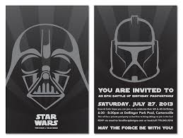star wars wedding invitations template best template collection
