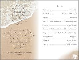 program for memorial service memorial service programs sle janet hancock s funeral program