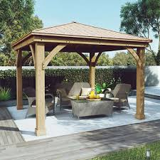 Covered Gazebos For Patios Gazebos Costco
