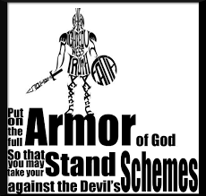 the essence of the armor of god mystery of the iniquity