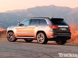 slammed jeep srt8 family feud 2012 jeep grand cherokee srt8 u0026 2012 dodge durango