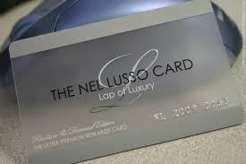 Luxury Business Cards Luxury Business Card Plastic Business Cards Online