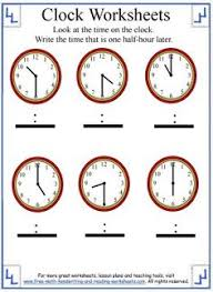 what time is it mr wolf telling time worksheets 00
