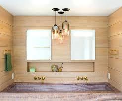 bathroom hanging light fixtures amazing stunning bathroom pendant light fixtures 17 best ideas