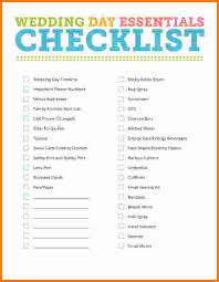wedding planning 5 simple wedding planning checklist expense report