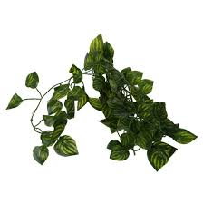 Fake Plants For Home Decor Garden Home Decor Fake Plant Green Ivy Leaves Vine Foliage
