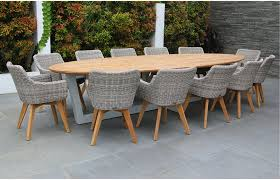 Dining Table 12 Seater Scenic 12 Seater Dining Table And Chairs Home Designquare