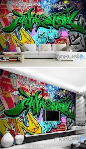 72 best graffiti wall murals images on pinterest coupon codes 3d graffiti green letters wall art murals paper print decals decor wallpaper idcwp ty 000061