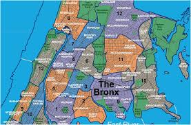 New York Map Districts by New York City Neighborhoods Map Wod Gotham New York City Maps Nyc