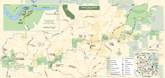 Sweet Home Oregon Map by Swimming Holes Greater Grass Valley Chamber Of Commerce