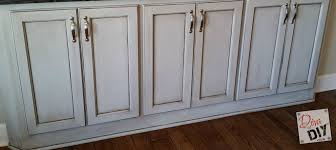 Diy Cabinet Makeover With Glaze by How To Glaze Cabinets Diva Of Diy