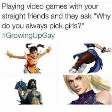 Girls Playing Video Games Meme - mortal kombat meme tumblr