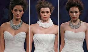 statement necklace wedding images Friday fab find a weekly snippet of creative delicious ideas jpg