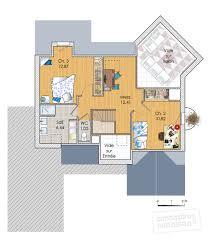 plan maison en u ouvert maison ouverte sur le monde détail du plan de maison ouverte sur