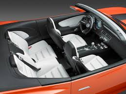 Camaro Ss 2008 2008 Chevrolet Camaro Convertible Concept Conceptcarz Com