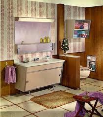 Vintage Bathroom Cabinet Satin Glide Metal Bathroom Vanity Vintage Beauty Spotted Live In