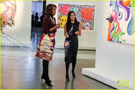 michelle obama u0027ew u0027 sketch with jimmy fallon u0026 will ferrell