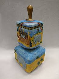 musical dreidel decorative musical dreidel hinged box plays dreidel