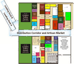 Commercial Kitchen Floor Plans by Affordable Manufacturing Space