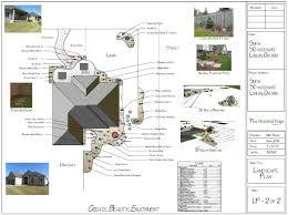 landscaping landscape design cad free