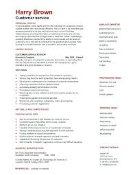 Customer Service Representative Resume Entry Level 100 Customer Service Representative Resume Entry Level Best