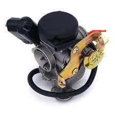amazon com 49cc scooter carburetor gy6 four stroke with jet