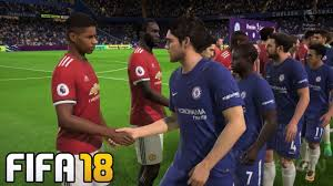 Chelsea F C Chelseafc Com Fifa 18 Gamescom 2017 New Gameplay Chelsea Vs Manchester