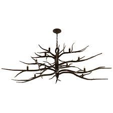 branch chandelier iron branch chandelier michael piero