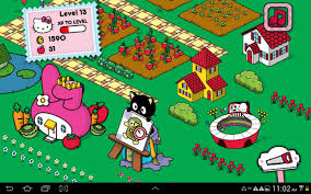 kitty happy town android apps google play