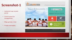 of alumni search alumni management